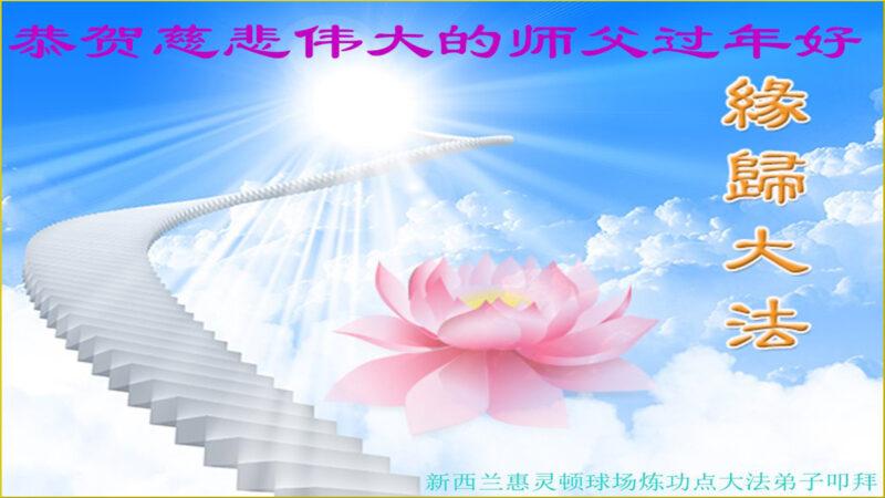 世界舞台传真相 海外法轮功学员谢师恩(21条)