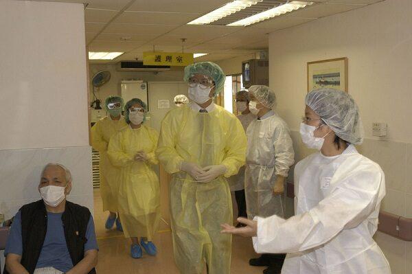防武漢新型肺炎 美發旅遊警示 日泰加強檢疫