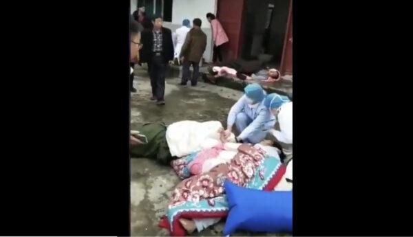 武汉视频实录(二):郊区传枪声|护士崩溃哀嚎|串门即逮捕