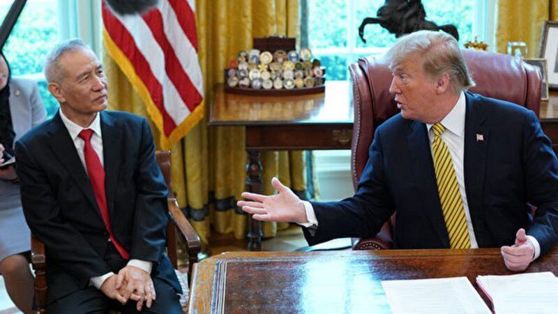 【江峰时刻】中美贸易战第一阶段协议签署 川普有什么招数对付老赖?