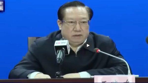 湖北省長王曉東傳突然中風 消失月餘終有下落