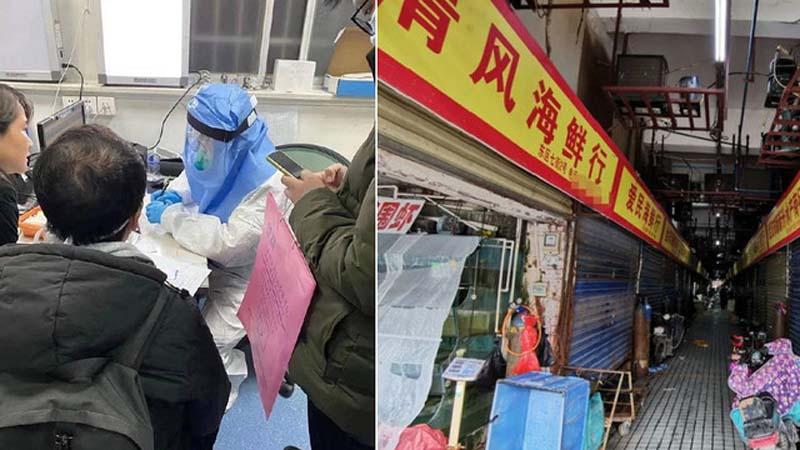 武漢疫情擴散 港媒:深圳上海至少3人遭隔離監視