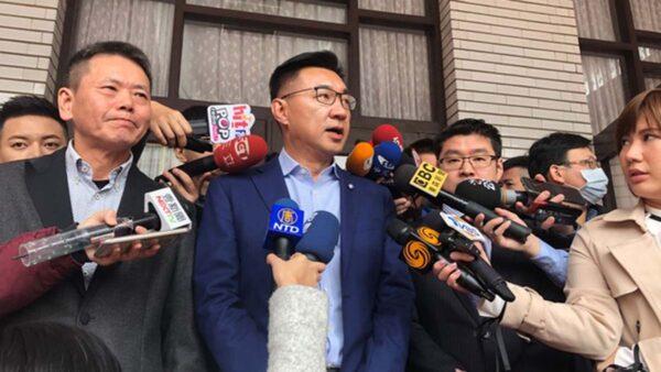 台国民党爆宁静革命 中常委纷辞职吁检讨两岸政策