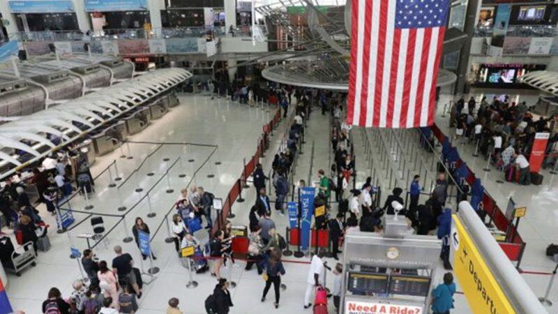 【直播回放】中国留学生返美 肯尼迪机场直击