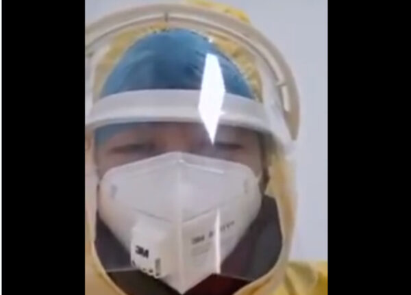 武汉视频实录:医护自拍爆料|3人陈尸医院走廊|特警持枪执勤
