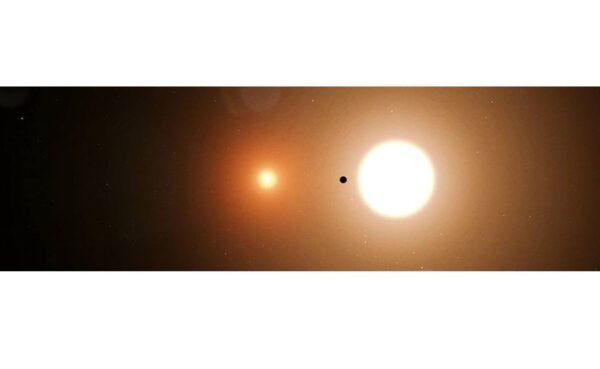 美高中生在NASA实习三天 发现新星球