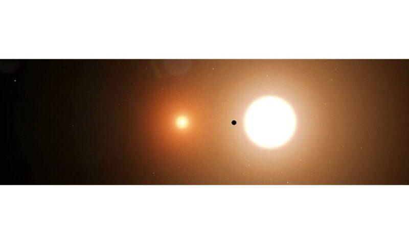 美高中生在NASA實習三天 發現新星球