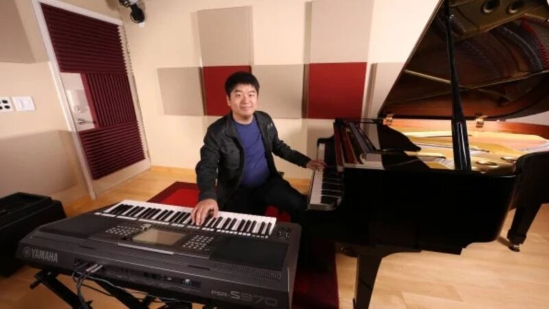 好莱坞大奖获得者 一位北京青年的音乐路