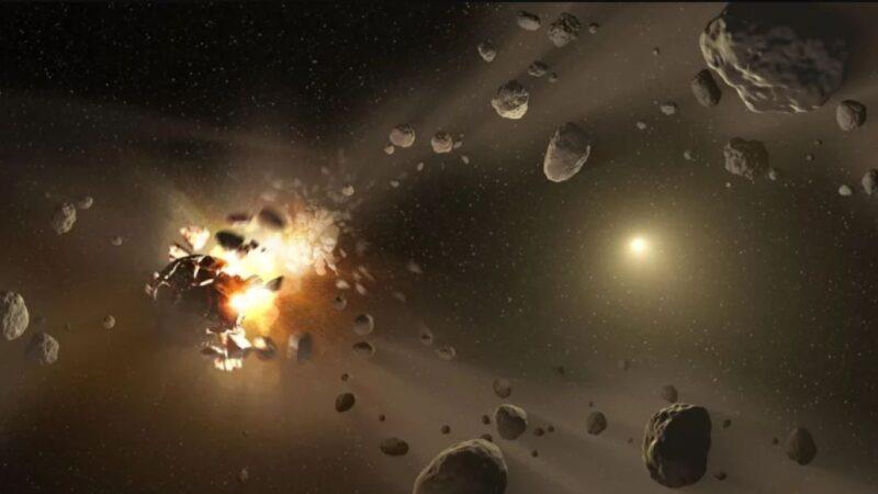 遠超人類科技的外星飛船為什麼會墜毀在地球上