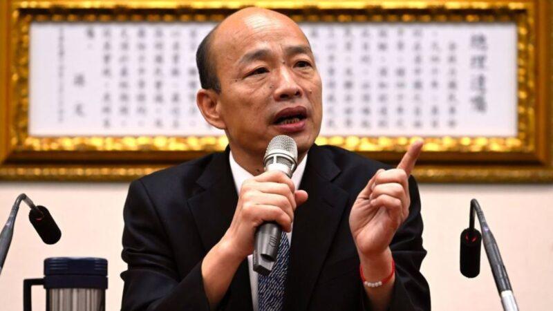 绿营全取高雄立委 韩国瑜祸不单行面临市长罢免