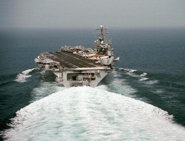 朝鮮揚言不遵守核試承諾 美軍羅斯福號航母赴東亞