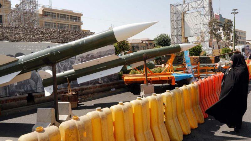【江峰時刻】伊朗導彈報復蹊蹺 為何美軍不攔截?川普講話中斷戰爭升級