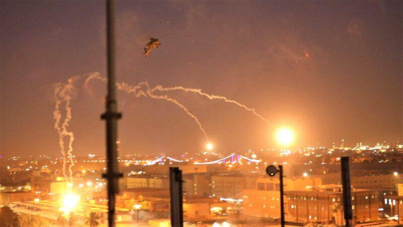 美駐伊拉克基地 遭伊朗鎖定報復攻擊