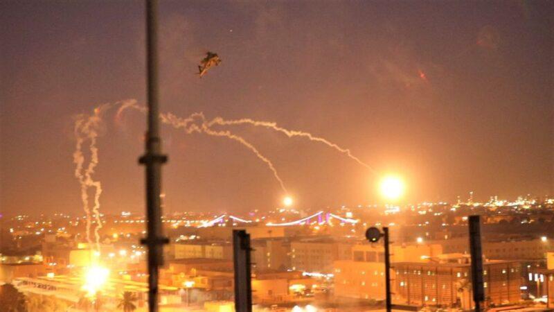 美驻巴格达使馆遇袭 华府派兵急赴中东