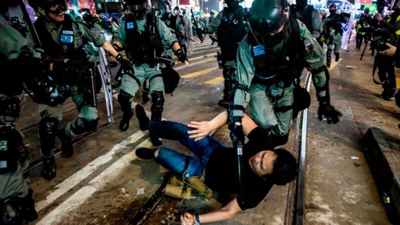 港警曝7.21元朗恐襲真相:黑社會是港警小分隊