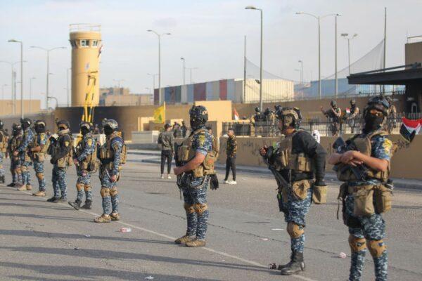 美伊戰爭一觸即發 菲律賓強制僑民撤離伊拉克
