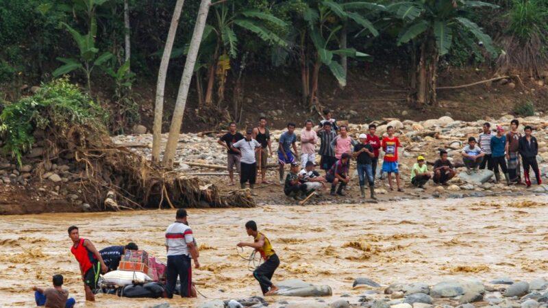 印尼雅加达创纪录暴雨酿60死 7年来最惨灾情