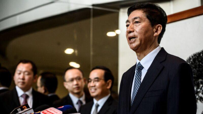 香港「書記」駱惠寧轉嫁危機 定調外部勢力禍港