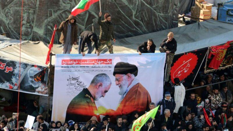 伊朗称报复美国由军队执行 美预料2天内有重大攻击