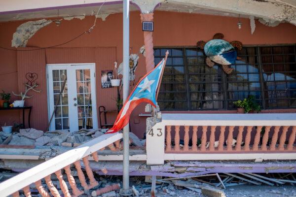 波多黎各6.4強震釀大規模災損 國家進入緊急狀態