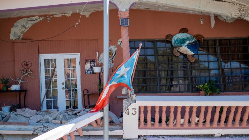 波多黎各6.4强震酿大规模灾损 国家进入紧急状态