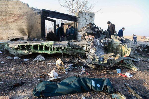 乌航坠机176人死 美英加:遭伊朗飞弹击中