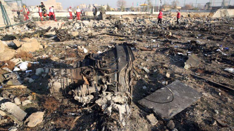 烏克蘭客機遭擊落 伊朗飛行員與塔台對話錄音曝光