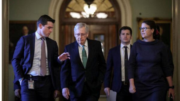 民主黨彈劾案受挫 麥康奈爾:參院有權自訂審訊規則