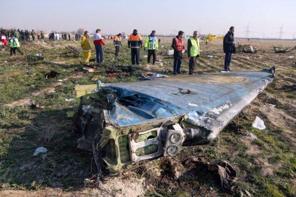 伊朗終於承認 當敵意目標擊落烏克蘭客機