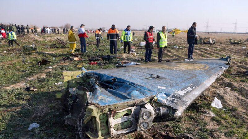 伊朗终于承认 当敌意目标击落乌克兰客机