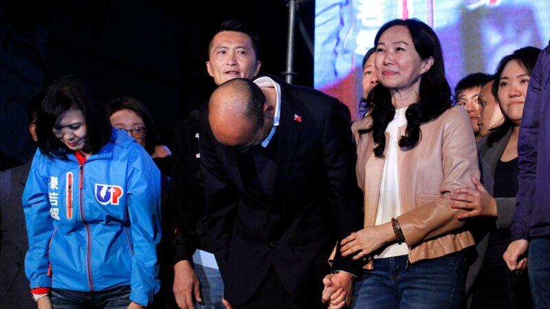 韩国瑜爽约中外记者 跑去吃火锅各界哗然