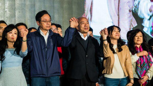 韓國瑜敗選後做出突然決定 中外記者傻眼