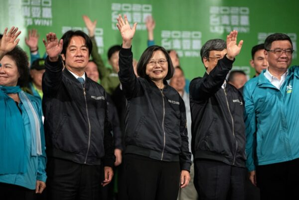 【今日焦点】蔡英文获胜 中共是如何失掉台湾民心的?