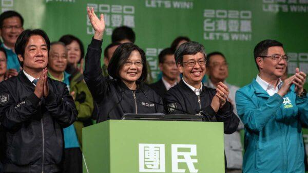 台立委選舉:南部恢復綠化 第3大黨位置更替