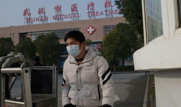 德媒:武漢病毒危及政權 有官員要人頭落地