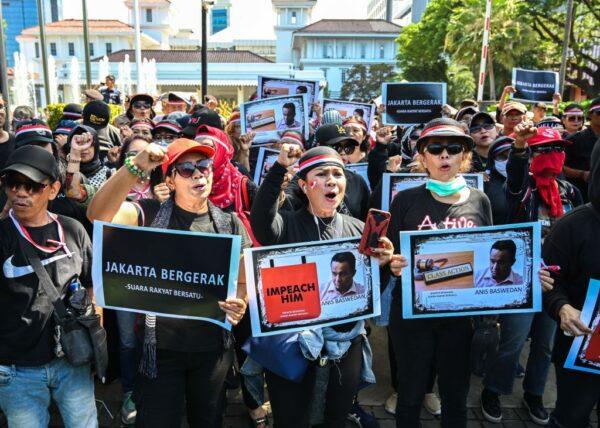 天灾?人祸?印尼跨年水患 灾民控告雅加达省长