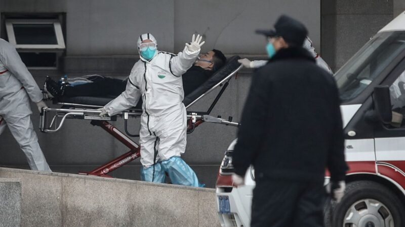 武汉肺炎持续扩散 韩国确诊首位患者