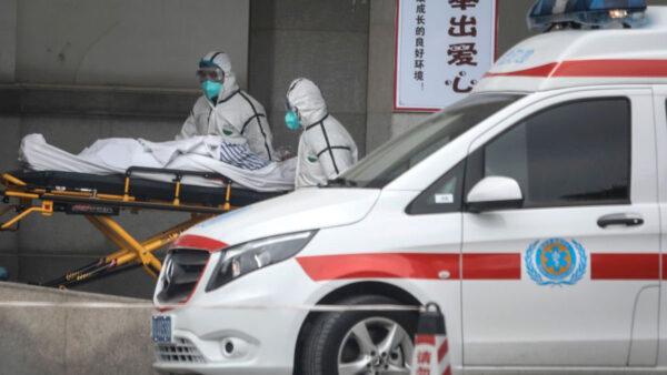 疫情失控波及國際社會 美要求北京公開關鍵數據
