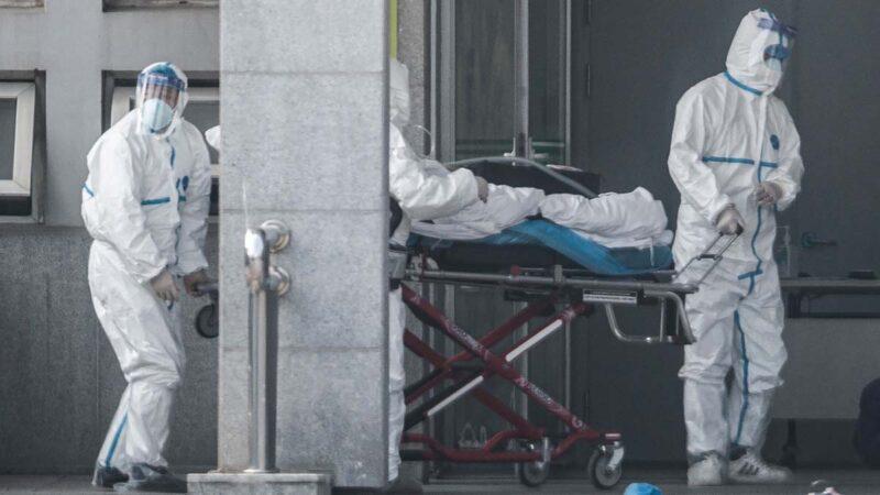 传中共内部通报疫情:严重超想像 致死率接近SARS