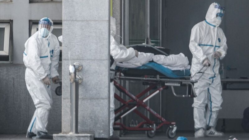 武漢肺炎醫院抽調護士 沒人報名抽籤決定