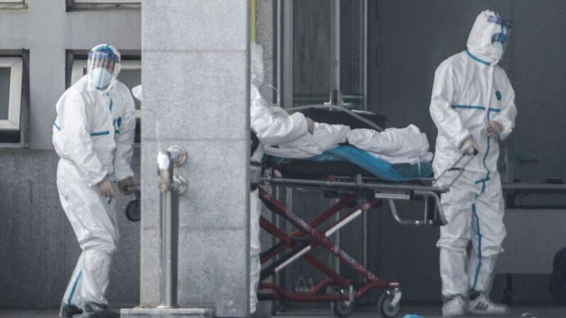 武漢肺炎正擴散 廣州醫護傳染疫院方先否後刪