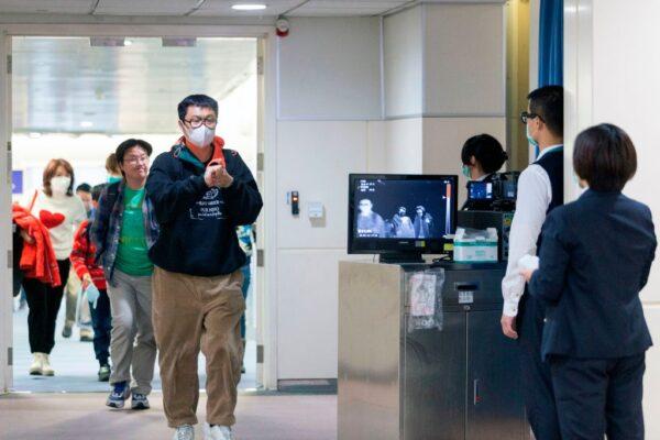 台湾首例!女商人返台确诊感染武汉新型病毒