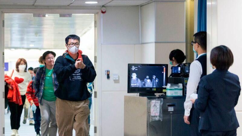 台灣首例!女商人返台確診感染武漢新型病毒