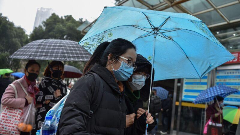 武漢肺炎人心惶惶 不少中國患者逃離醫院