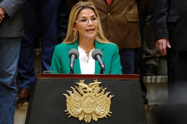 """遭批""""政变领袖""""玻国临时政府与古巴断绝外交关系"""