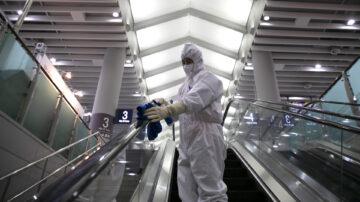 【今日點擊】防香港遊行?網傳武漢疫情源於中共軍隊