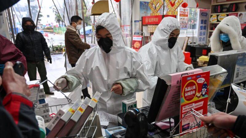 武漢肺炎疫情數據 官方為何造假?