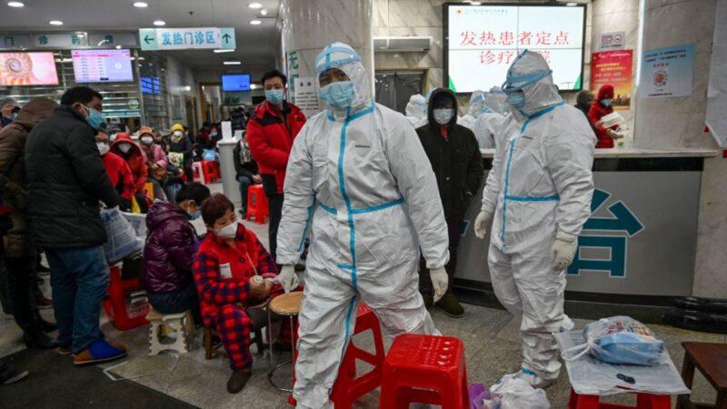 武漢隔離點傳出絕望消息:關起來統一送死