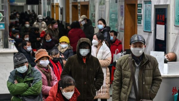 【睿眼看世界】北京、上海告急 未来发生任何事情都是有可能的 大家做好准备