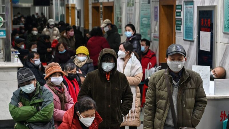 中国年味尽失 各地强令:不许串门、禁止拜年
